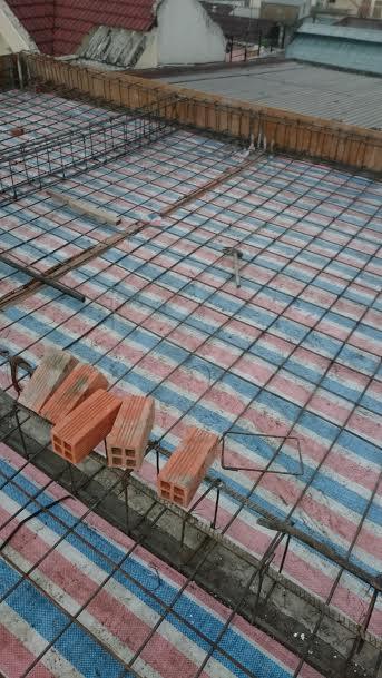 đổ bê tông dầm sàn