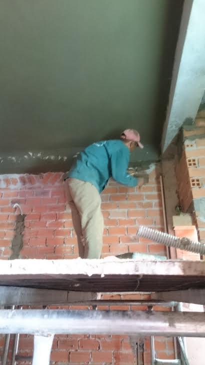 tô tường trong nhà