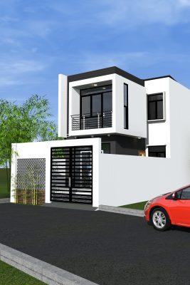 Thiết kế, thi công xây dựng nhà phố