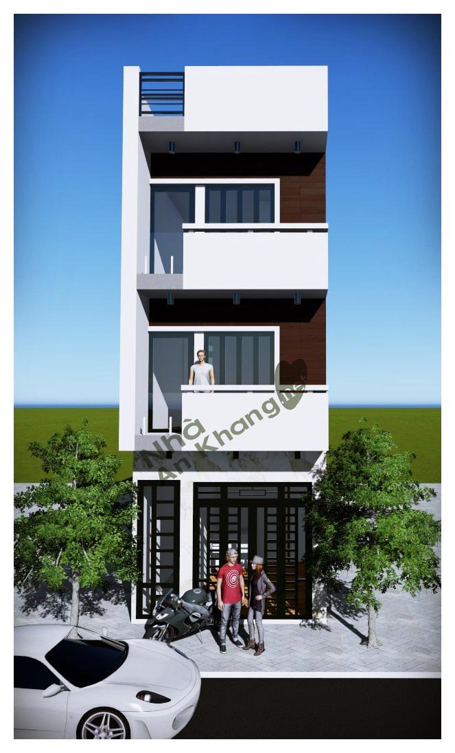 Các loại hình nhà phố phổ biến tại Việt Nam
