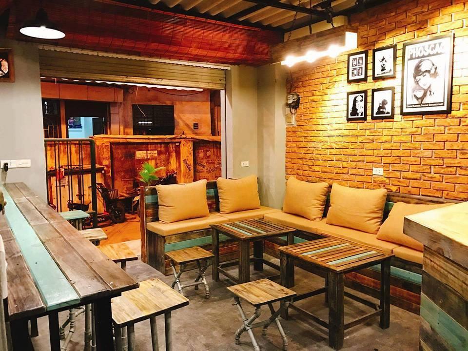 Thiết kế quán cafe như thế nào là phù hợp