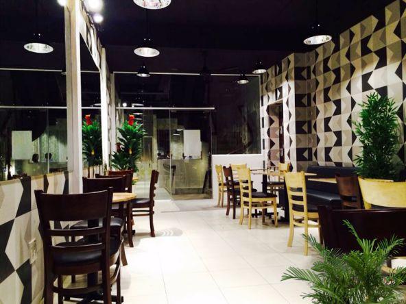 Thiết kế quán cafe thu hút khách hàng