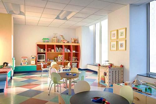 Thiết kế phòng vui chơi cho trẻ ngay tại nhà