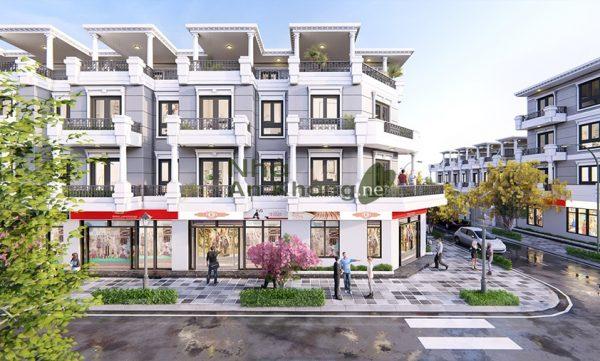 Mẫu dự án thiết kế nhà Liền Kề 3 tầng đẹp hút mắt