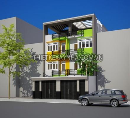 An Khang - Thiết kế nhà đẹp 01